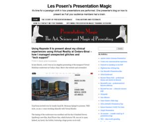 lesposen.wordpress.com screenshot