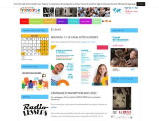 lesseps.net screenshot