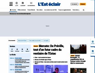 lest-eclair.fr screenshot