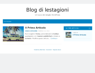 lestagioni.altervista.org screenshot