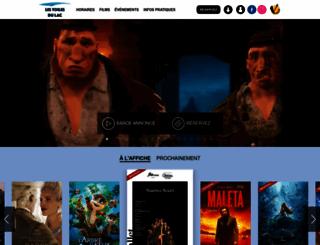 lestoilesdulac.com screenshot