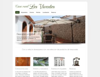 lesvicentes.com screenshot