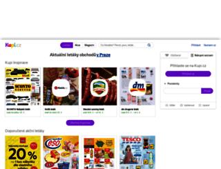 letaky-katalogy.cz screenshot