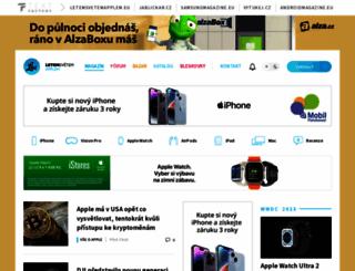 letemsvetemapplem.eu screenshot