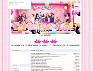 letgososhi.forumvi.com screenshot