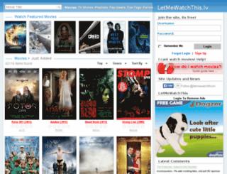 letmewatchthis.at screenshot