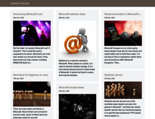 letrastraducidas.com screenshot