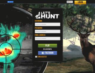 lets-hunt.com screenshot