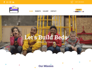 letsbuild.org screenshot