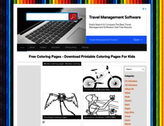 letscoloringpages.com screenshot
