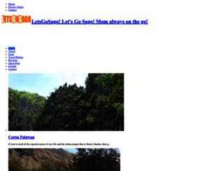 letsgosago.com screenshot