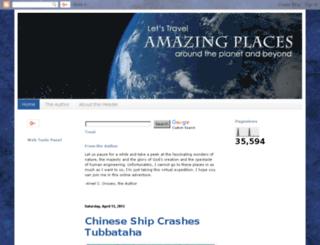 letstravelamazingplaces.blogspot.com screenshot