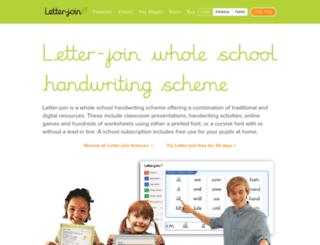letterjoin.co.uk screenshot