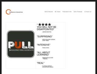 lettersfromdan.com screenshot