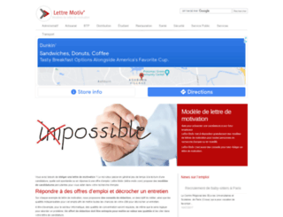lettre-motiv.com screenshot