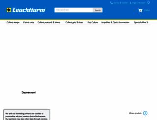leuchtturm.com screenshot