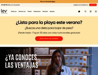 lev.es screenshot