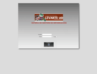 levanteud.auditmedia.es screenshot