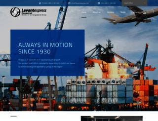 levantexpress.net screenshot
