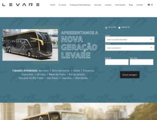 levare.com.br screenshot