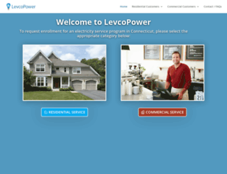 levcoenergy.com screenshot