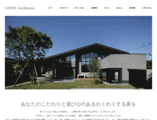 level-architects.com screenshot