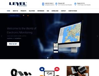 level.systems screenshot