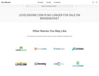 levelengine.com screenshot