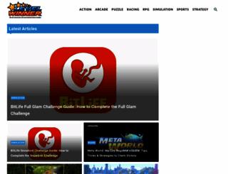 levelwinner.com screenshot