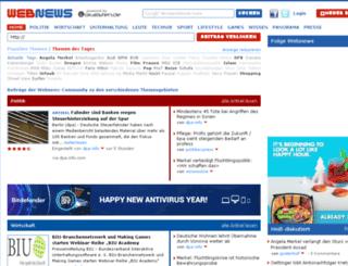 leverkusen.webnews.de screenshot