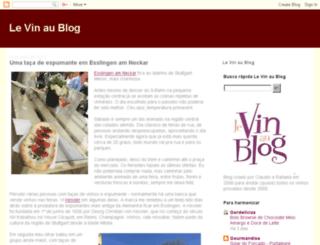 levinaublog.blogspot.com.br screenshot