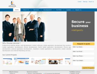 levioza.com screenshot