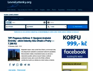levneletenky.org screenshot