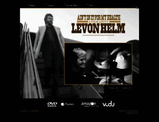 levonhelmfilm.com screenshot