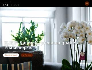 levoplant.nl screenshot