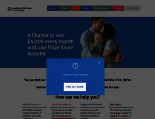 lewishampluscu.co.uk screenshot