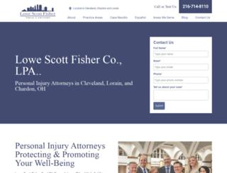 lewlaw.com screenshot