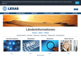 lexas.net screenshot