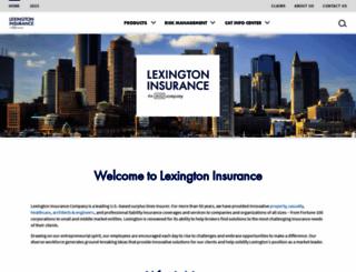 lexcasts.com screenshot