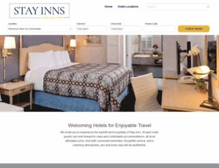 lexingtonhotels.com screenshot