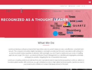 lexinnova.com screenshot