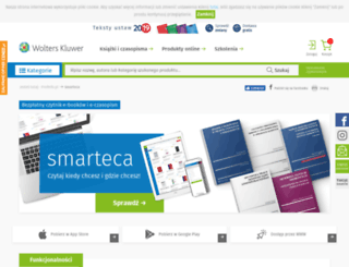 lexreader.profinfo.pl screenshot