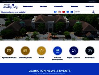 lexsc.com screenshot