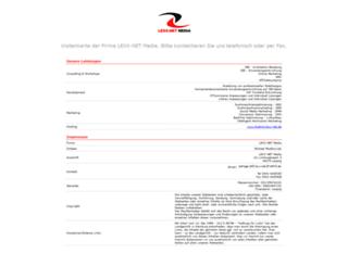 lexx-net.de screenshot