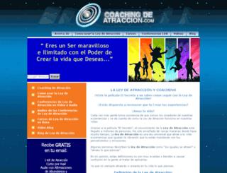 ley-de-atraccion-coaching.com screenshot