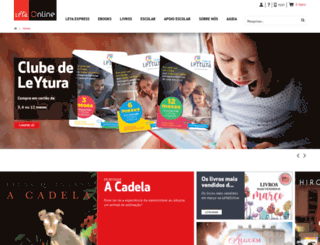 leyaonline.com screenshot
