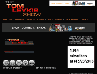 leykis101.com screenshot