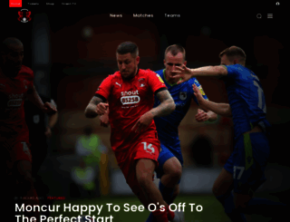 leytonorient.com screenshot