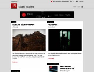 lfi-online.de screenshot