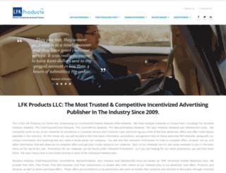 lfkproducts.com screenshot